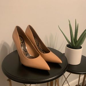 Zara Nude Heels - *NEVER WORN* Make an offer!
